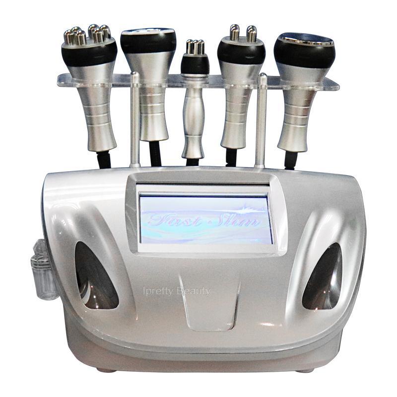 뷰티 살롱 가정용 1 개 40K 공동 현상 초음파 기계 진공 RF 초음파 지방 흡입 수술 공동 현상 체중을 줄이는에서 공장 가격 5