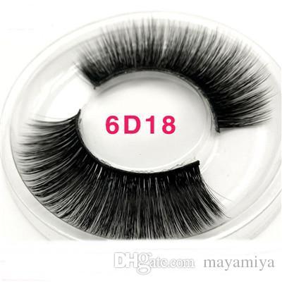 New 3D False Eyelashes Criss-cross Full Strip Eye Lashes Natural Long Eyelash Extension Fake Eyelash Makeup Tool
