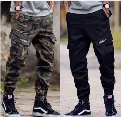 Compre 2020 Pantalones De Jogging Hiphop Pantalones Para Hombre Mujeres Del Camuflaje Del Ejercito 178 Pantalones De Viga Del Verde Del Pie Pantalon Envio A 4 19 Del Wahaha121 Dhgate Com