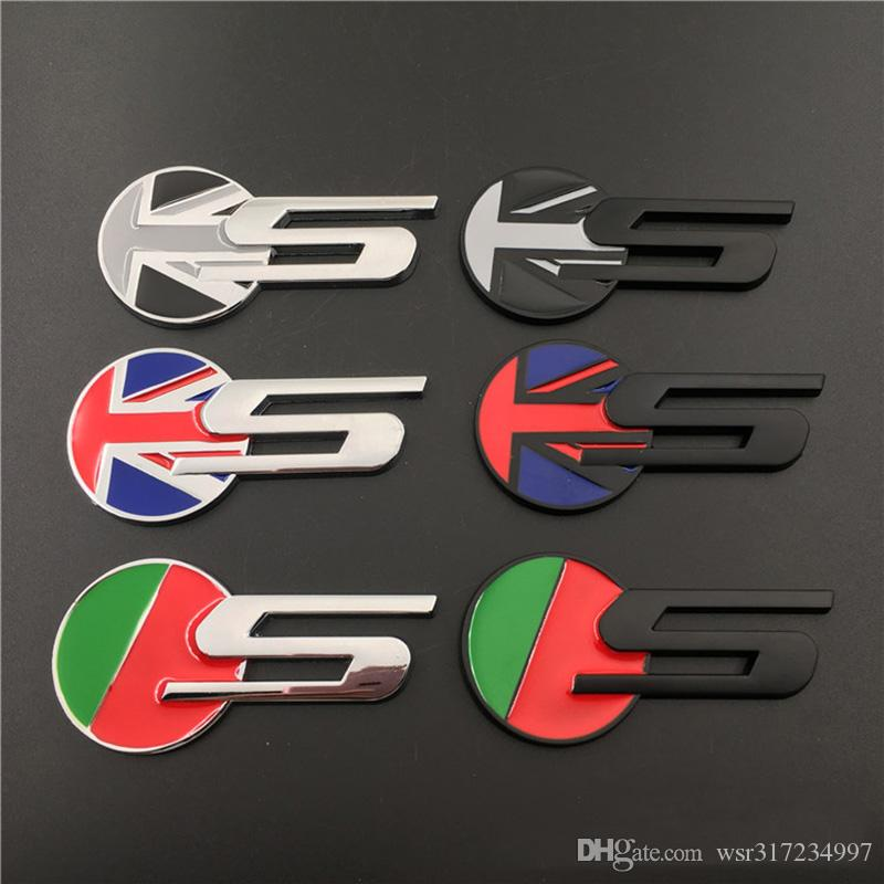 Jaguar R Type Front Chrome Grille Badge Emblem XF XE XJ F-Pace F-Type R-Type