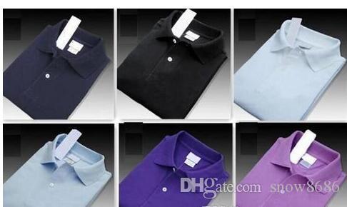 smalll atı Erkek Tasarımcı Polo T Shirt Erkekler Polo Homme Yaz Polos Gömlek Nakış Polos T Gömlek High Street Trend Gömlek En Tee S-6XL