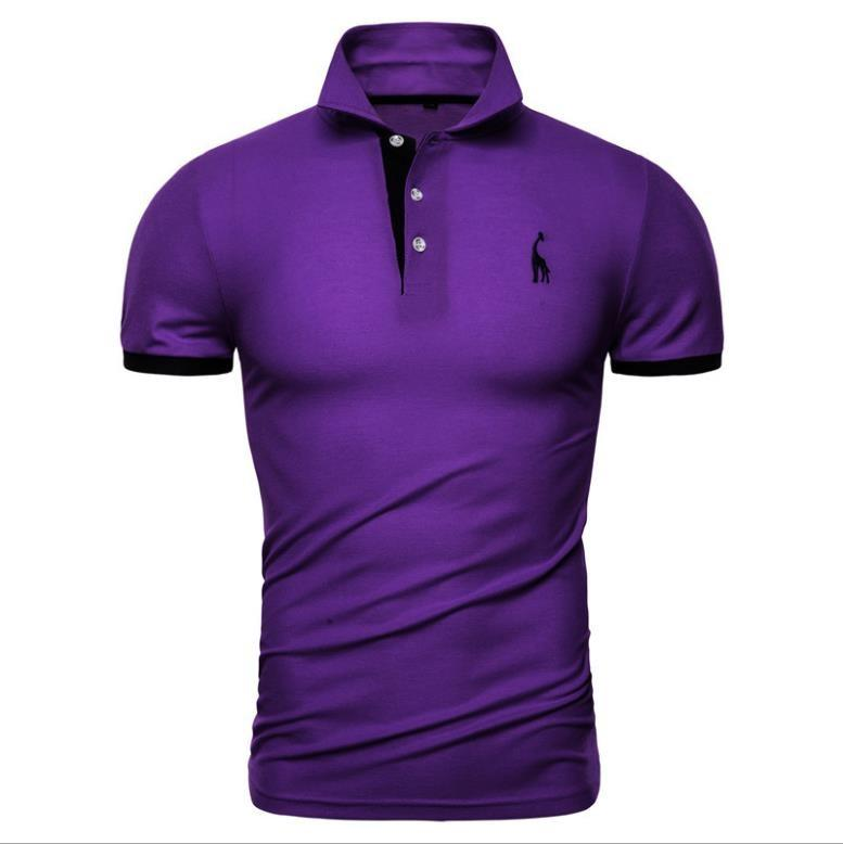 Men's designer summer sports hip-hop wild polo shirt men's mixed cotton 13 color S-3XL skateboard Slim shirt boy embroidery classic T-shirt