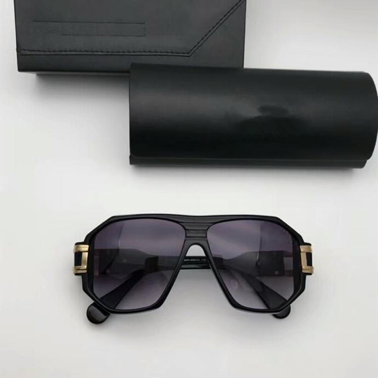 2020 الأوروبي AM زعيم جودة نمط 163 النظارات الشمسية لوحة + معدن الكمال تصميم للجنسين وصفة طبية جديدة نظارات UV400 جودة عالية