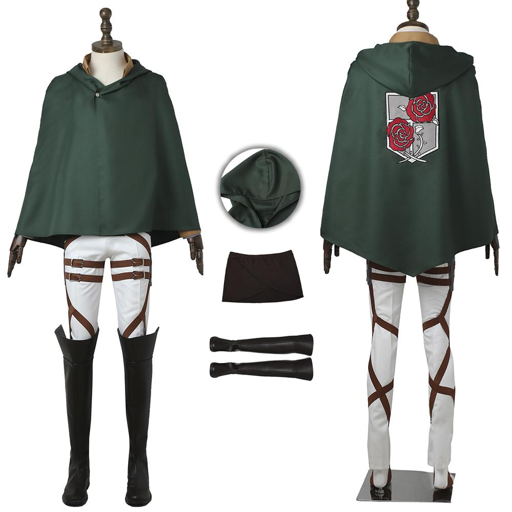 Stationed Corps Costume Attack on Titan Cosplay Full Set