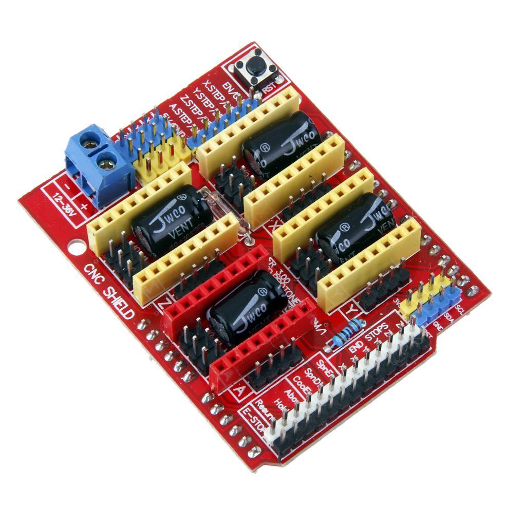 CNC Shield Expansion Board A4988 Driver Board for   3D Printer