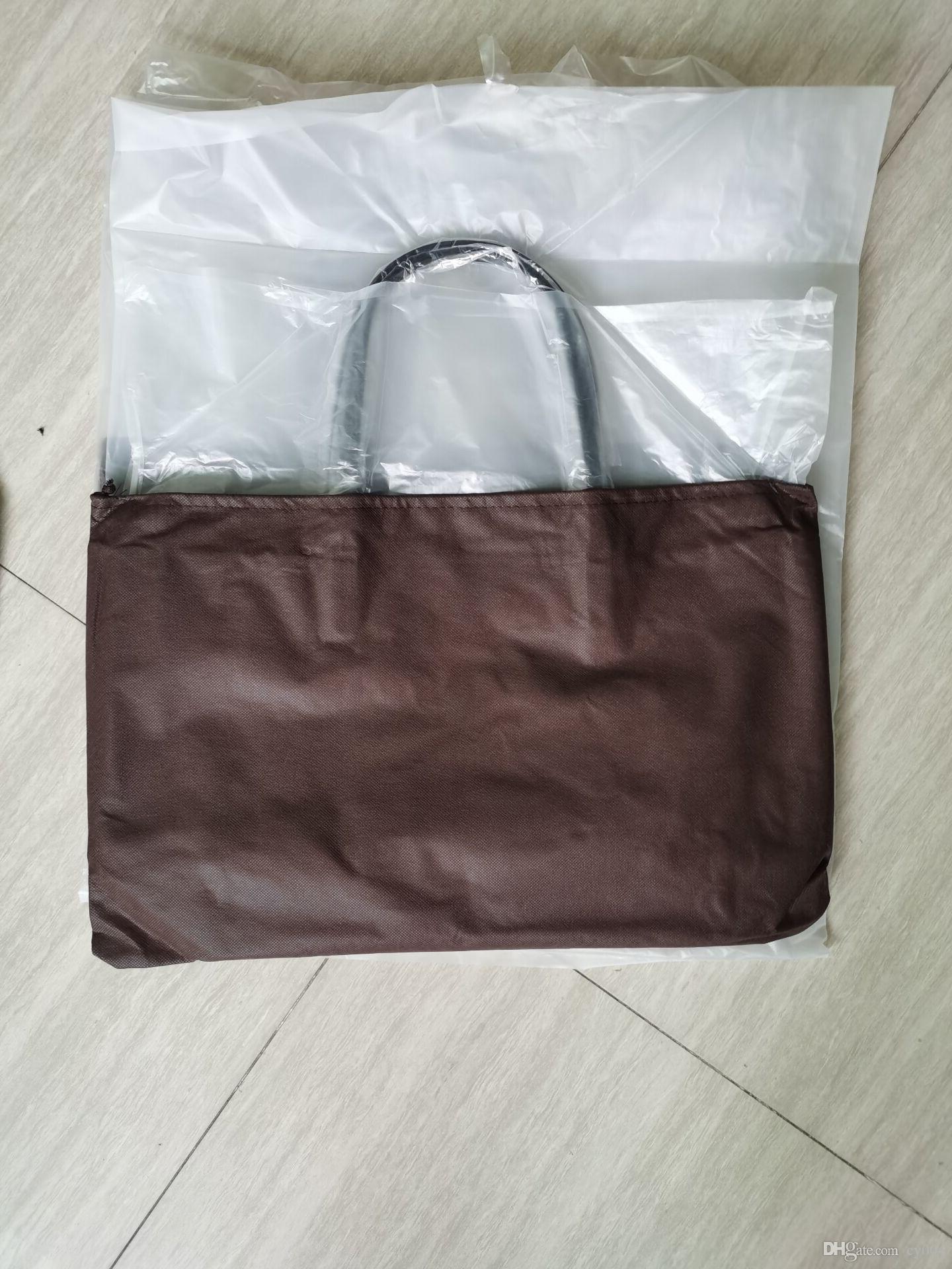 Negro Rojo Azul moda más nuevo Paquete Madre Top Capacidad de diseño bolsos de totalizadores del bolso de compras del bolso de cuero famoso PU 2pcs / set