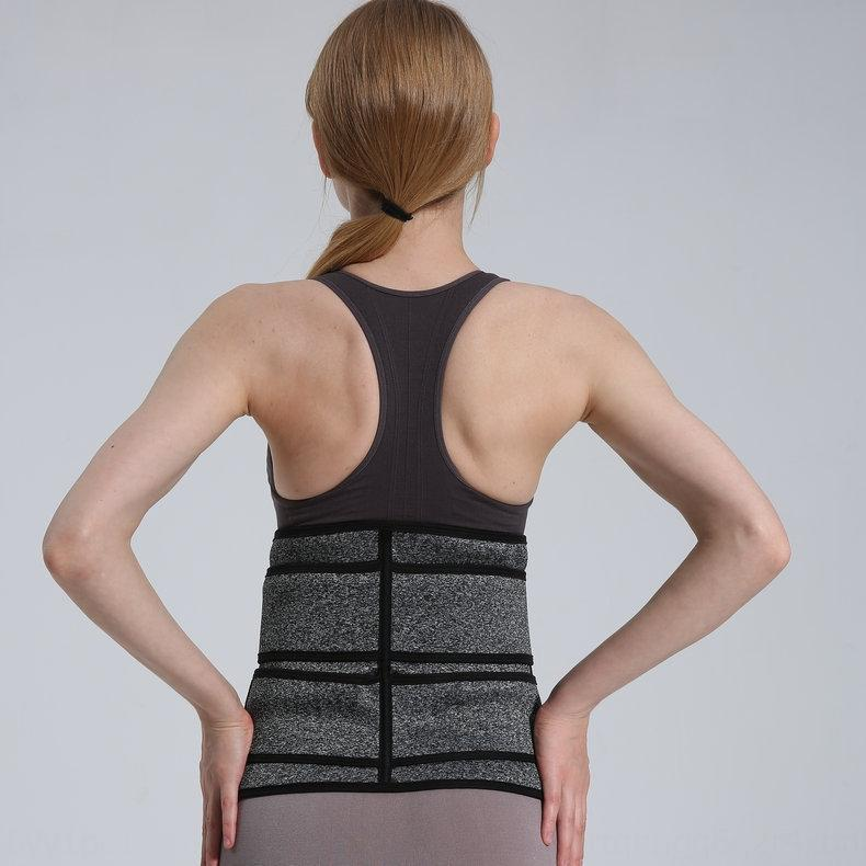 Gcttz Nuovo gancio corpo del gancio doppia cinghia e ciclo di vita del corsetto reggiseno della pancia che modella corsetto con sagomatura nuova guarnizione