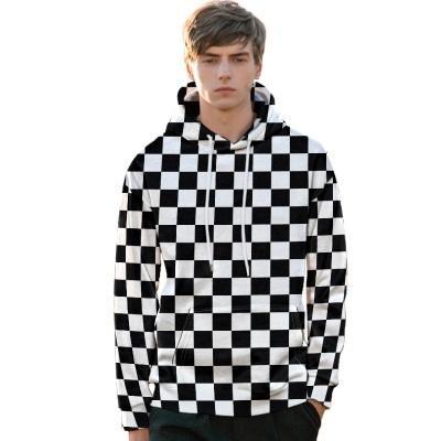 erkek 2019 lüks tasarımcı giysi Yeni 3D dijital baskı büyük boy mens kazak tasarımcı hoodie düşmek