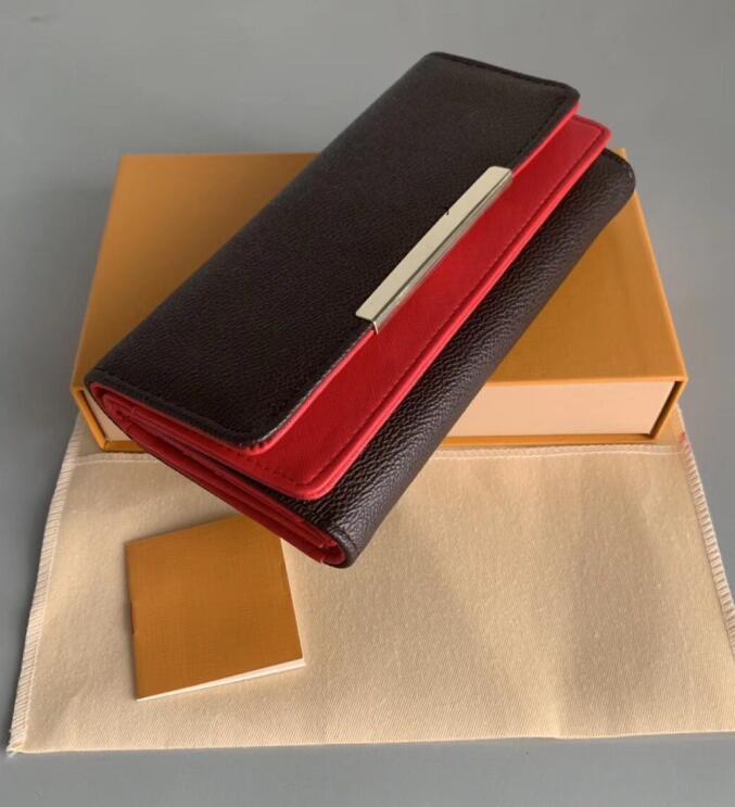 Fashion Zipper Wallet Frauen Multi-Funktions-lange Geldbörse Kette Damen Umhängetaschen große Kapazitäts-Kartenhalter-Beutel