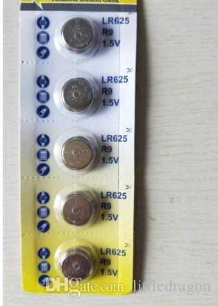 الحرة الشحن 5pcs / الكثير LR625 625A 625G R9 625 / E625 / EPX625 / RPX625 / M20 / HD / V625PX زر خلية البطارية البطارية