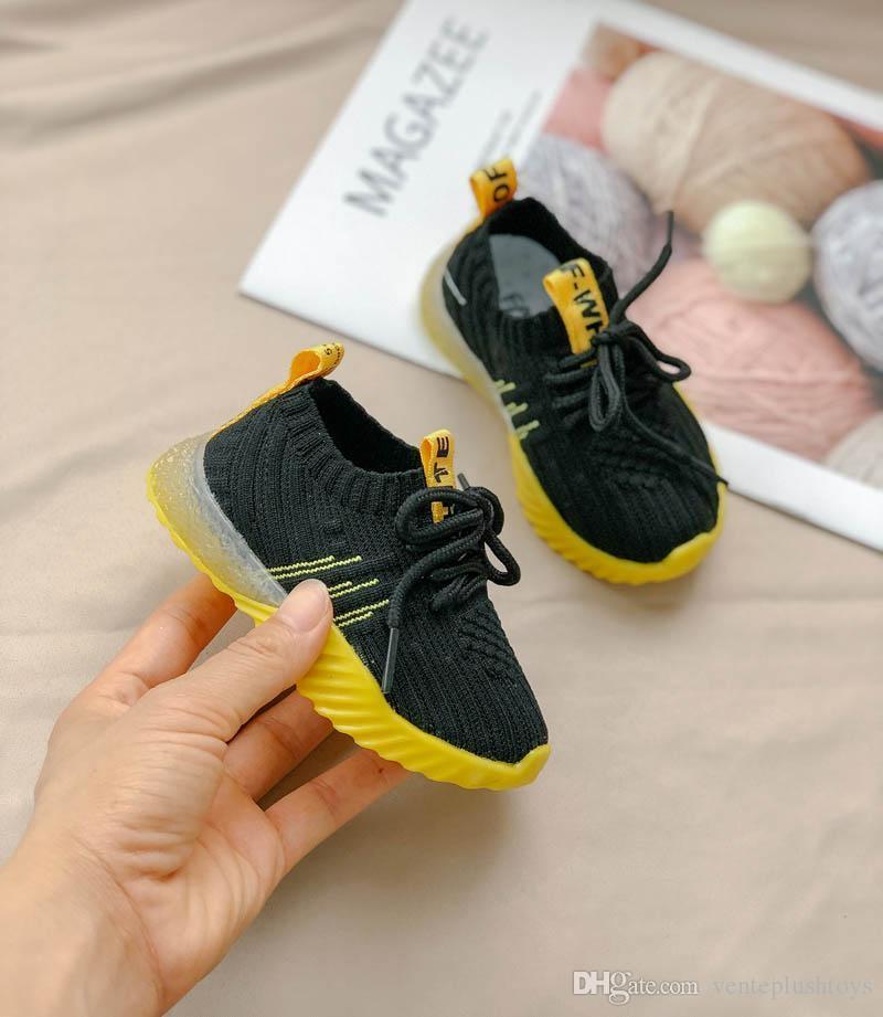 Acheter Ins Chaussures Bébé Casual Chaussures Bébé Tout Petits Chaussures Tout Petits Formateurs Fille Formateurs Infantile Chaussures Garçon Garçons