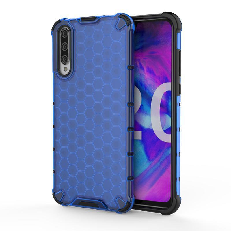 Ультра тонкий с дизайном из углеродного волокна чехол для телефона гибкий устойчивый к царапинам защитный чехол для Honor 20 Lite
