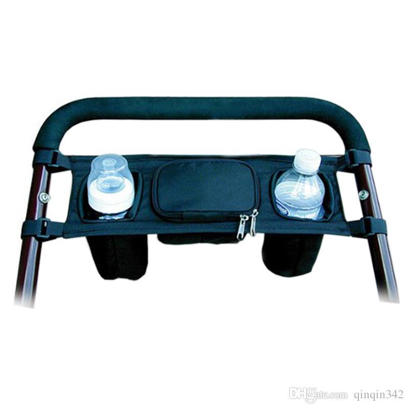 عربة طفل حقيبة الرضع الحفاض أكياس الهواء الطلق النقل شنقا زجاجة التخزين تسهيلات لدخول الكراسي منظم المحمولة الأمومة بولسا