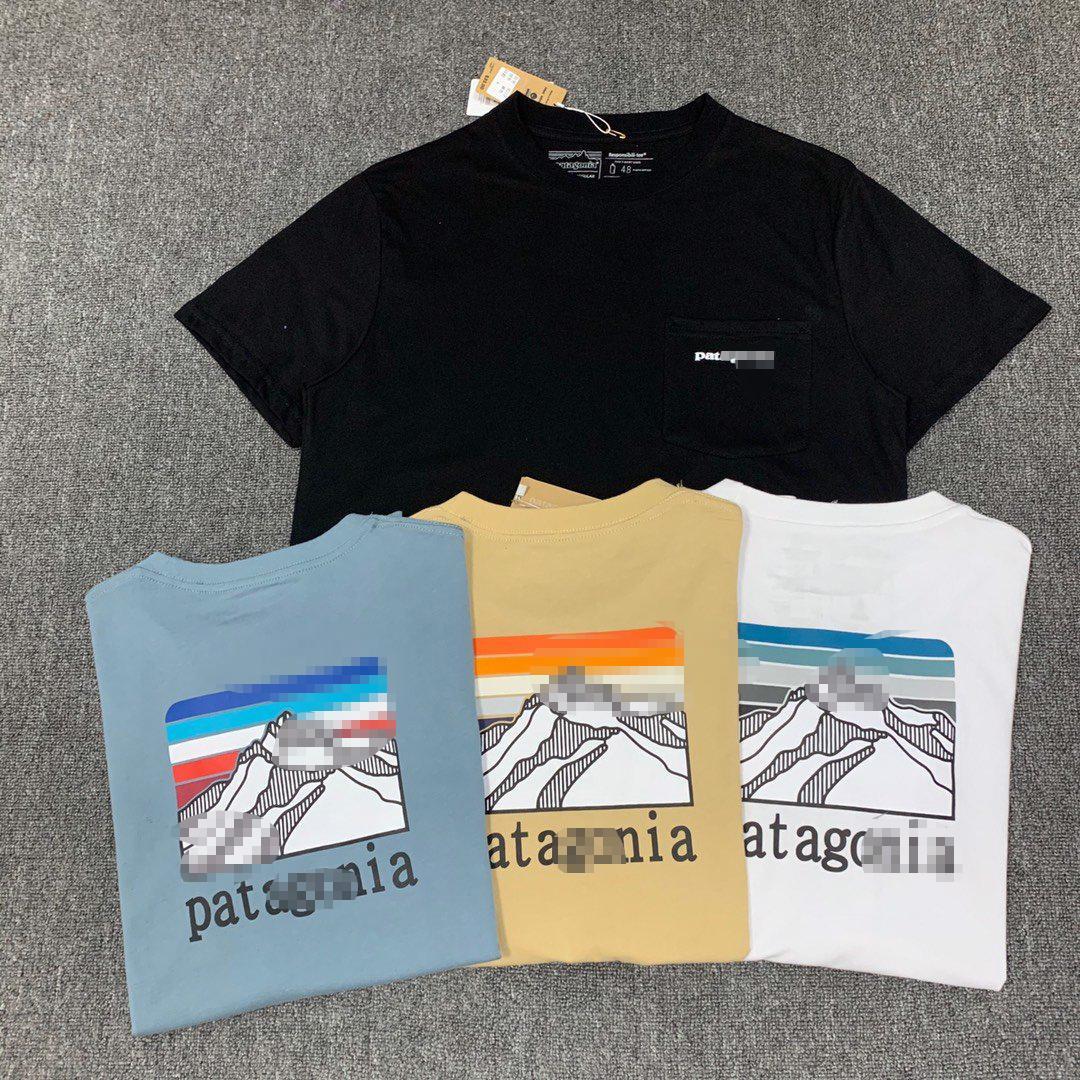 Nuovo Mens di estate donne del progettista delle magliette maglietta per ragazze maniche corte di marca camice di lusso maglione della molla del progettista T Oversize FF 2041606H