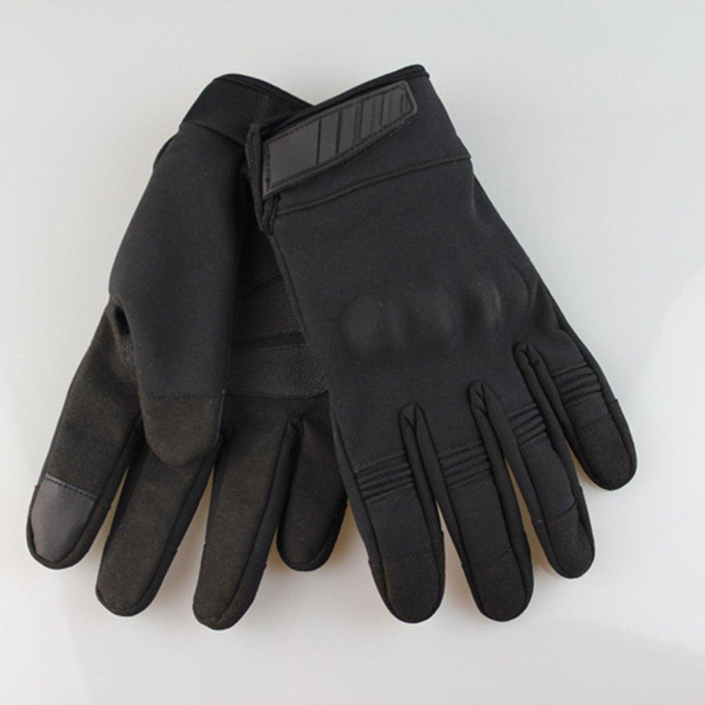 2020 dello schermo di tocco Finger Gloves Ciclismo Lungo bicicletta comodi guanti di protezione durevole Ciclette