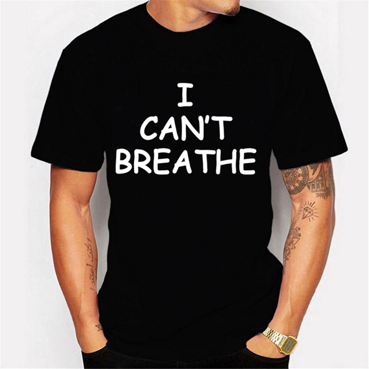 Moda Erkekler Harf Baskılı Nefes Able Erkek Tees Streetwear Giyim Boyut S-3XL ile Yaz 2020 Yeni T Gömlek Casual Tişörtlü
