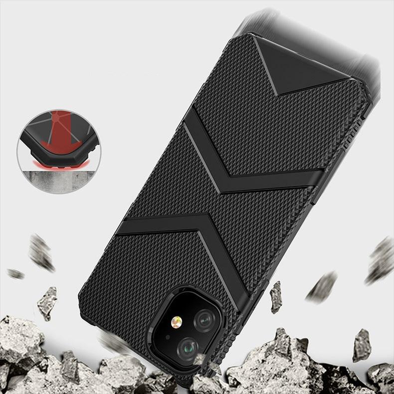 For IPhone 11 pro x xr xs max 8 7 6 plus cell phone case military shockproof shield cover tpu case new