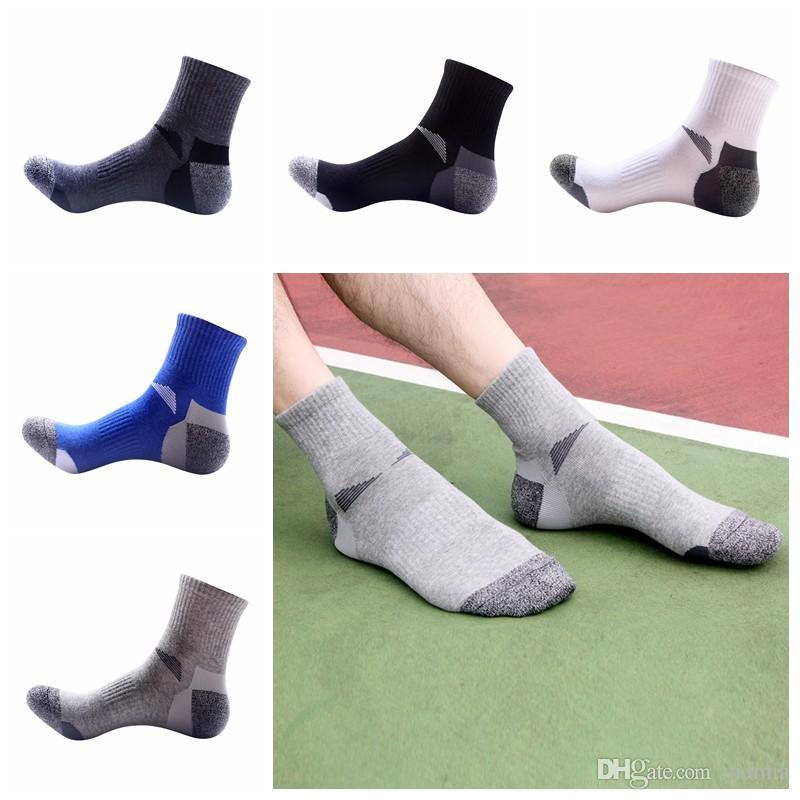 Home Men Quick Drying Soft Socks Outdoor Sports Hiking Camping Cycling Running Male Socks