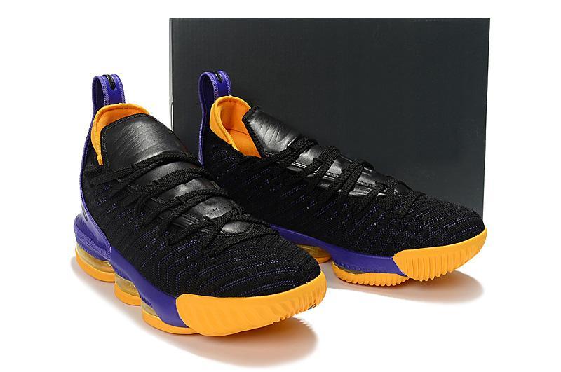 2020 L16 Taze Bred Kadınlar Basketbol Ayakkabı Mor Kırmızı Kapalı J16 Oreo Üçlü Siyah Beyaz womenBrand Sneakers boyutu bize 5,5-8,5