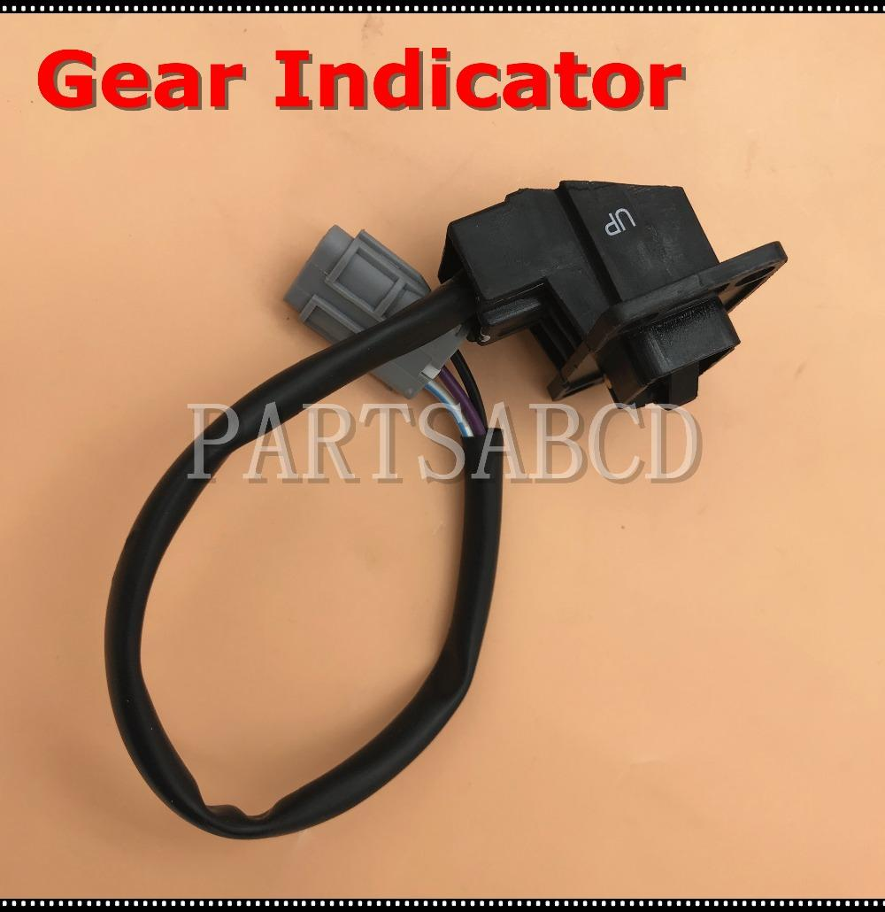 Buyang Feishen FA-D300 H300 G300 300CC ATV Quad Up Gear Indicator Switch 5.3.01.0031