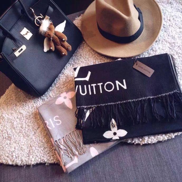 2020 La bufanda más nueva moda otoño y el invierno es shipping.158 libre de la marca de hilados de algodón de color teñido bufanda bufanda dama