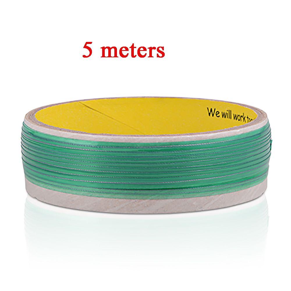 탄소 섬유 랩 색조 스웨이드 스퀴지와 자동차 스티커 500CM Knifeless 테이프 디자인 라인 비닐 필름 포장 절단 테이프