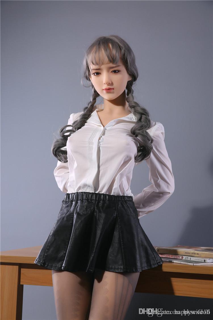 남자 QT의 zhihui 온라인 유흥 업소 뜨거운 판매 최고의 품질 168cm 큰 가슴 일본어 섹스 인형 실물 섹스 장난감