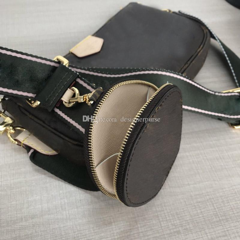 새로운 패션 가방 멀티 포크 accessoires 여성의 작은 어깨 가방 브랜드 체인 체인 가방 디자이너 럭셔리 핸드백 지갑