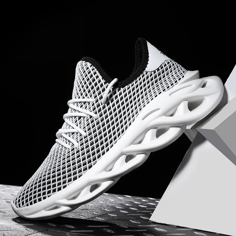 Laufschuhe für Mann 2020 Braned Schwarz Weiß Sport Schuhe Herren Sneakers Schuhe Corrientes Verano Red Chaussure Homme De Marque