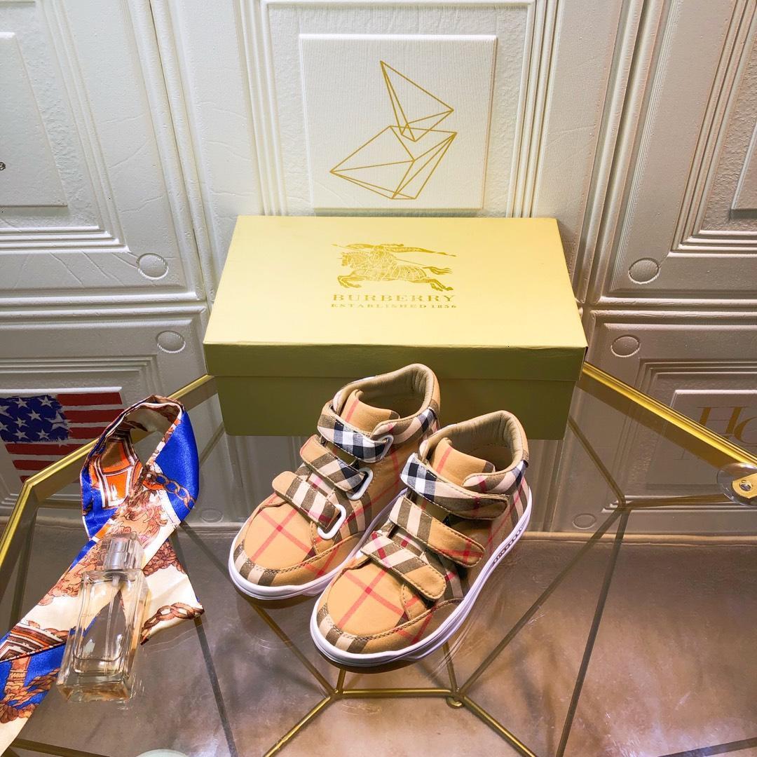 2019 Nouvelle des enfants Qualité S Chaussures Casual 190906 # 0034
