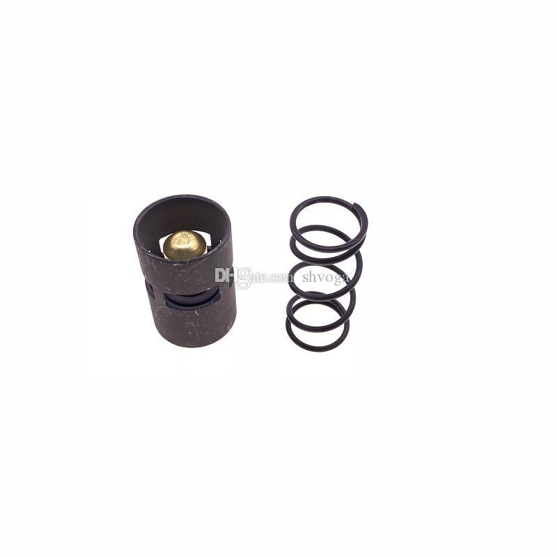 Free shipping 2pcs/lot alternative 2901161600(2901 1616 00) thermostatic valve kit 40degress of AC compressor spare parts