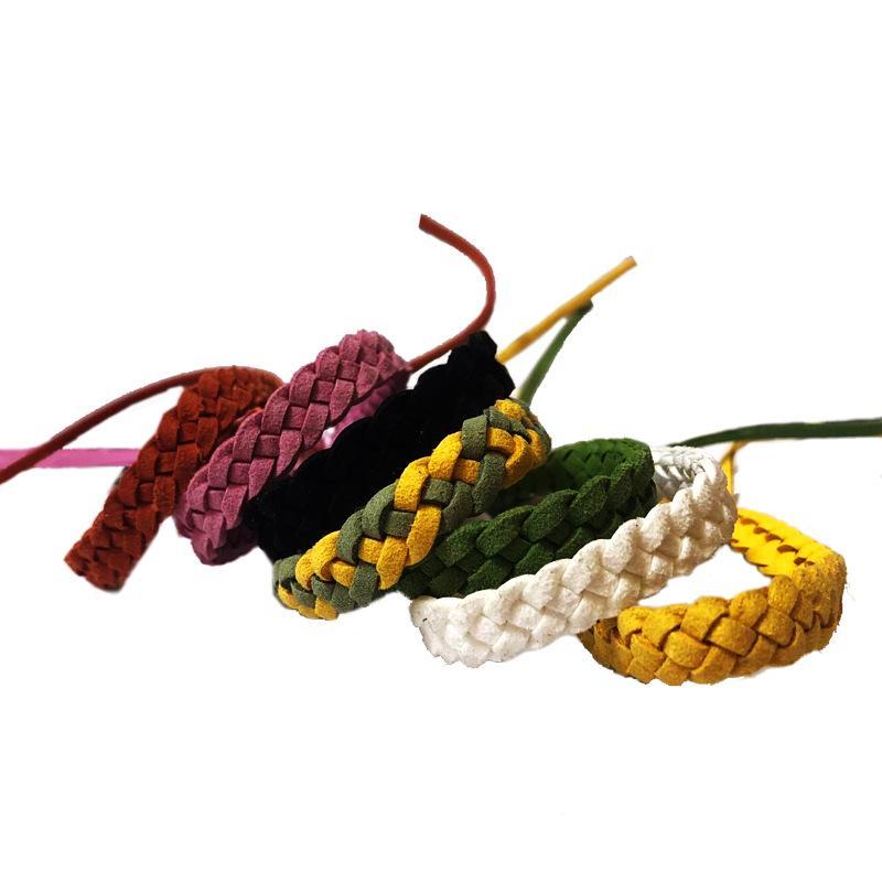 Bracelet microfibre lecteur moustique Non toxique Famille application chaîne bracelet manuel Tissage Multicolore En option Indépendant rinçage à la main 2tk p1
