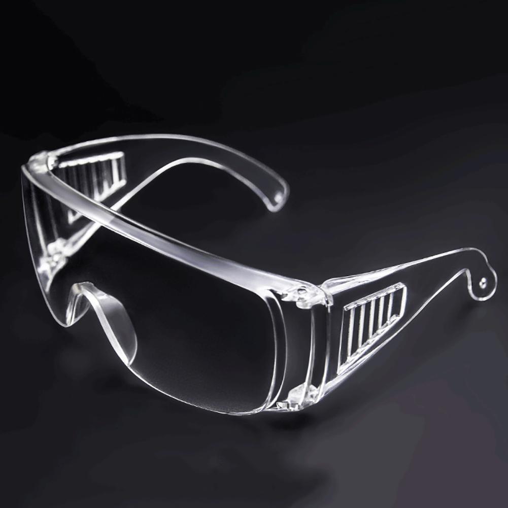 NUEVO gafas de seguridad transpirable Protección PC lente gafas a prueba de polvo anti-salpicaduras Protección funcionamiento de vidrios Eyewear para unisex