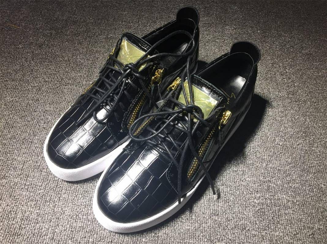 xshfbcl progettista Fashion Sneaker Men Women Arena Casual Shoes Zipper Race Runner Shoes Outdoors Trainers big size 35-47