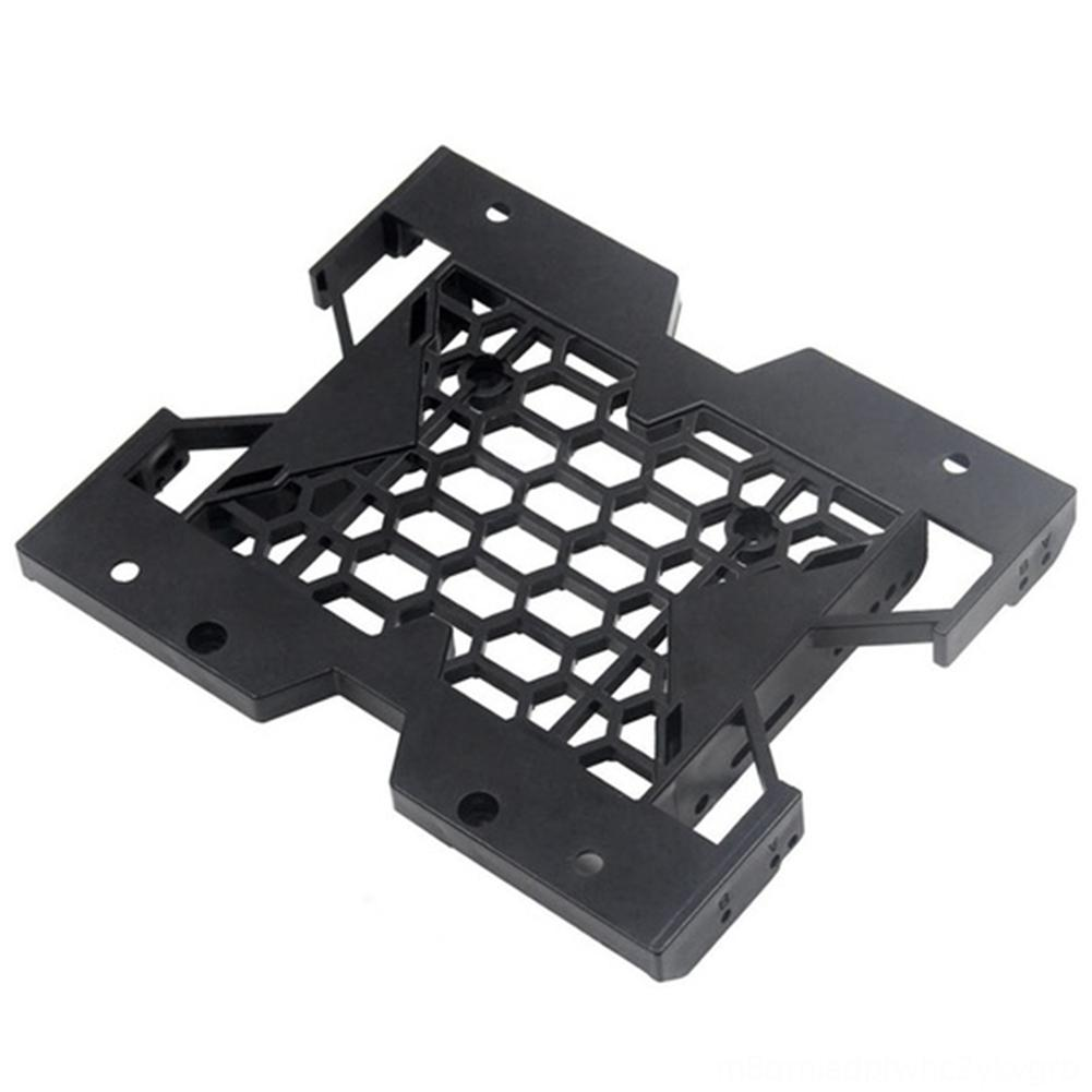 525 To 35 25 Tray SSD HDD Cooling Fan Mounting Hard Drive Adapter Bracket Memory Cards & Hard Drivers Game Accessories Case