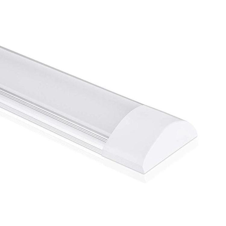 High Bright Surface Mounted LED Batten Tubes Lights Double row T8 LED tri-proof Lamps explosion led ceiling light
