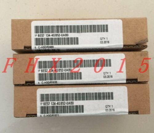 ONE NEW Siemens 6ES7 134-4GB52-0AB0 6ES7134-4GB52-0AB0