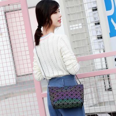 2019 nueva mano femenina toma cartera mochila hombro diagonal sola señora del bolso B249