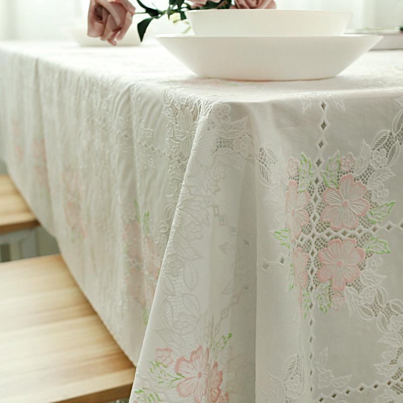 Tablecloth waterproof scald proof oil proof no washing Nordic tea table cloth desk cloth desks INS student tablecloth PVC tablecloth table m