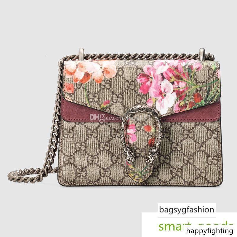 Mulheres Designer de luxo Bolsas Bolsas Bolsa Carteira Shoulder Tote Clutch Flap Backpack 400.249 01.174