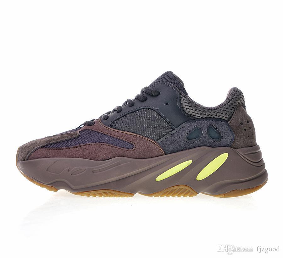 2020 Kanye West 700 Running Shoes 500 Pink Soft Vision Desert Rat Designer Sneakers Utility Black Bone White Men Women Sports Trainers