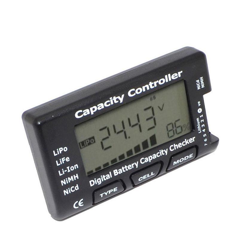 Verificador De Capacidade Da Bateria Digital RC CellMeter 7 Para LiPo LiFe Li-ion NiMH Nicd ferramenta de Rede