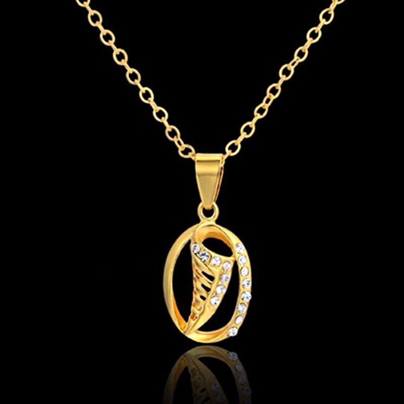 قلادة القلائد لون الذهب سلسلة المختنق قلادة للنساء بوهو chocker المعلقات على الرقبة كولير فام مجوهرات