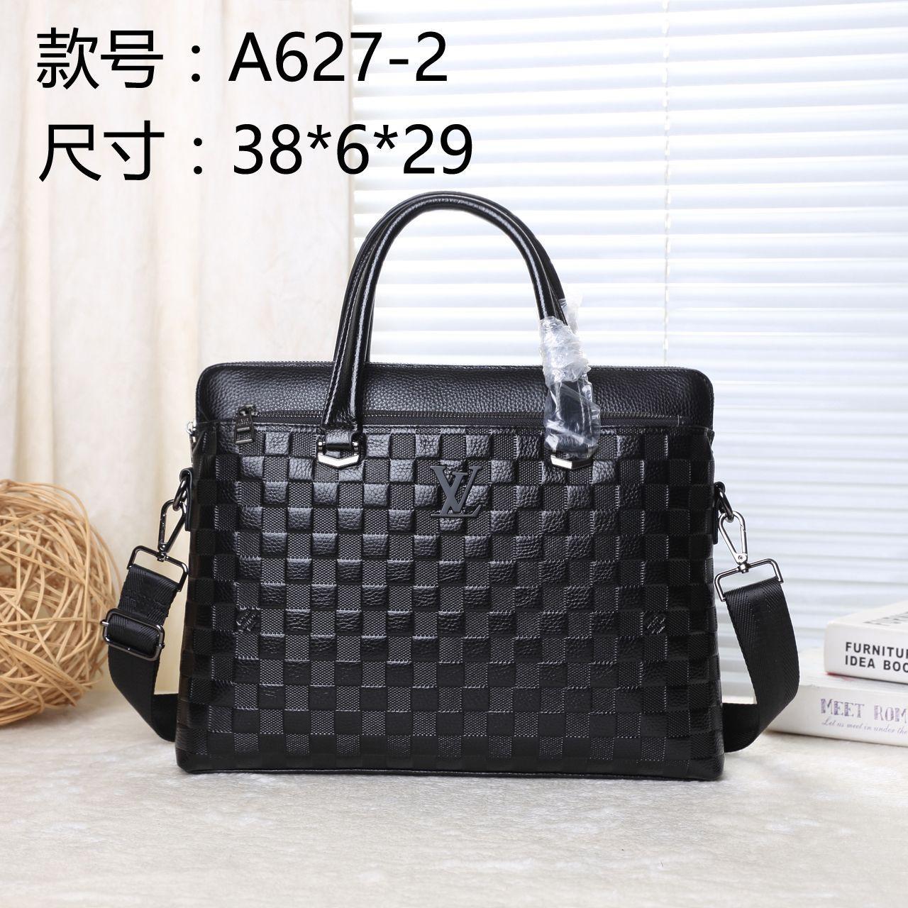 2020 Мода мужчин Классические кошельки сумка человек кожаные сумки черный тренер 010501