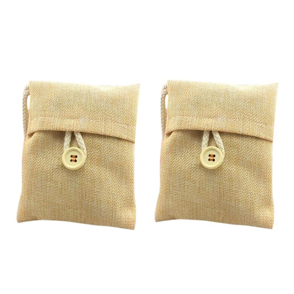 2PCS kongyide Deodorante di bambù deodorante per auto pacchetto di carbone condimento per auto profumo Carbon Odore Deodorante Nuovo 19May8