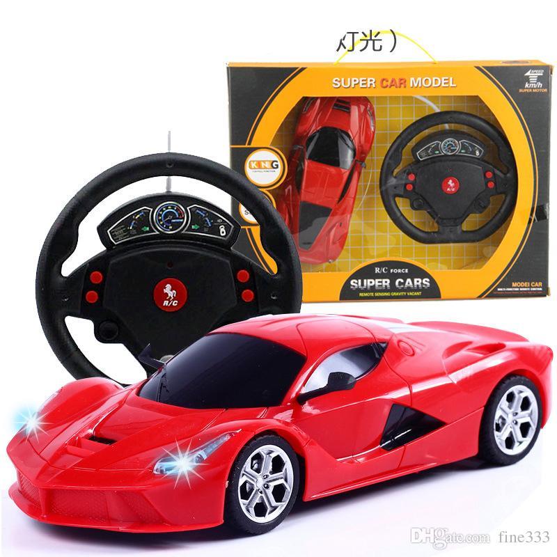 Lüks SportsCar RC Arabalar M-Racer Uzaktan Kumanda Araba Coke Mini RC Radyo Uzaktan Kumanda Mikro Yarış 1:24 Araba Oyuncak W1816