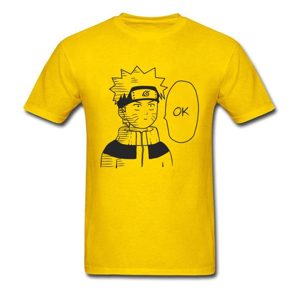 Comic Dragon Ball mujeres de la camiseta de los hombres de regalos Super Saiyan Naruto animado Aceptar las camisetas Harajuku Goku Camiseta Hombre Camiseta Un Punch