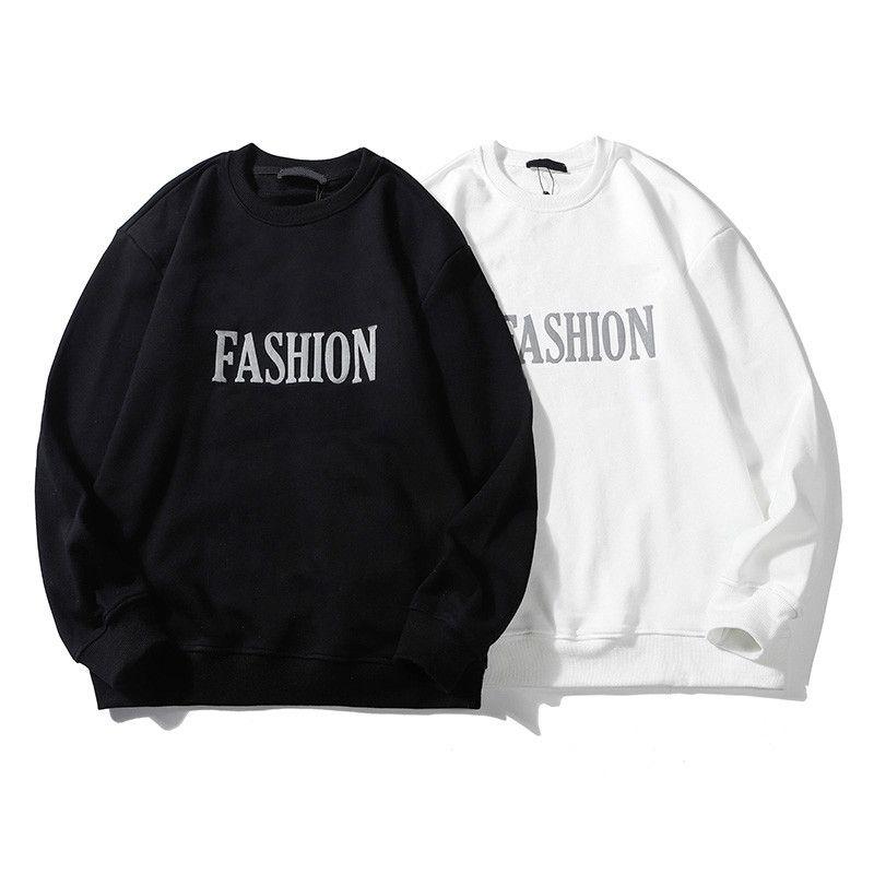 Designer Marca Hip Hop Mens Woemens moleton O-Long Neck Sleeve Carta Imprimir capuz Top Quality Primavera Outwear 19 B101645V