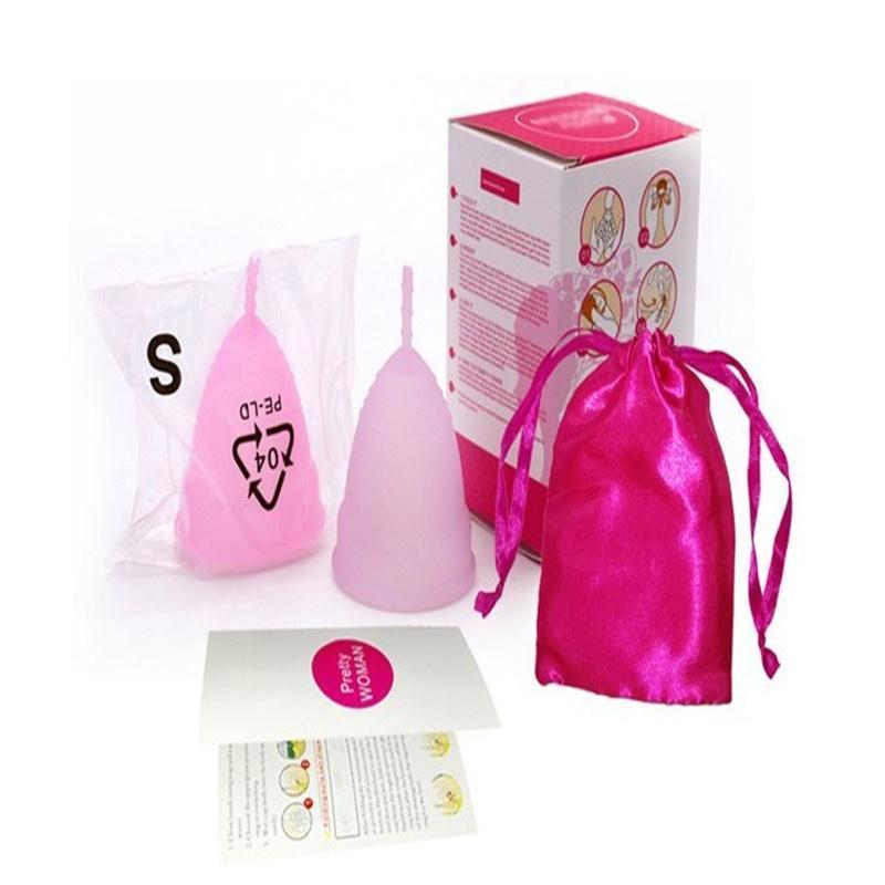 الغذاء الصف سيليكون فنجان صحية أنثى منتجات الرعاية الحيض جامع الرعاية الصحية منتجات الرعاية الصحية