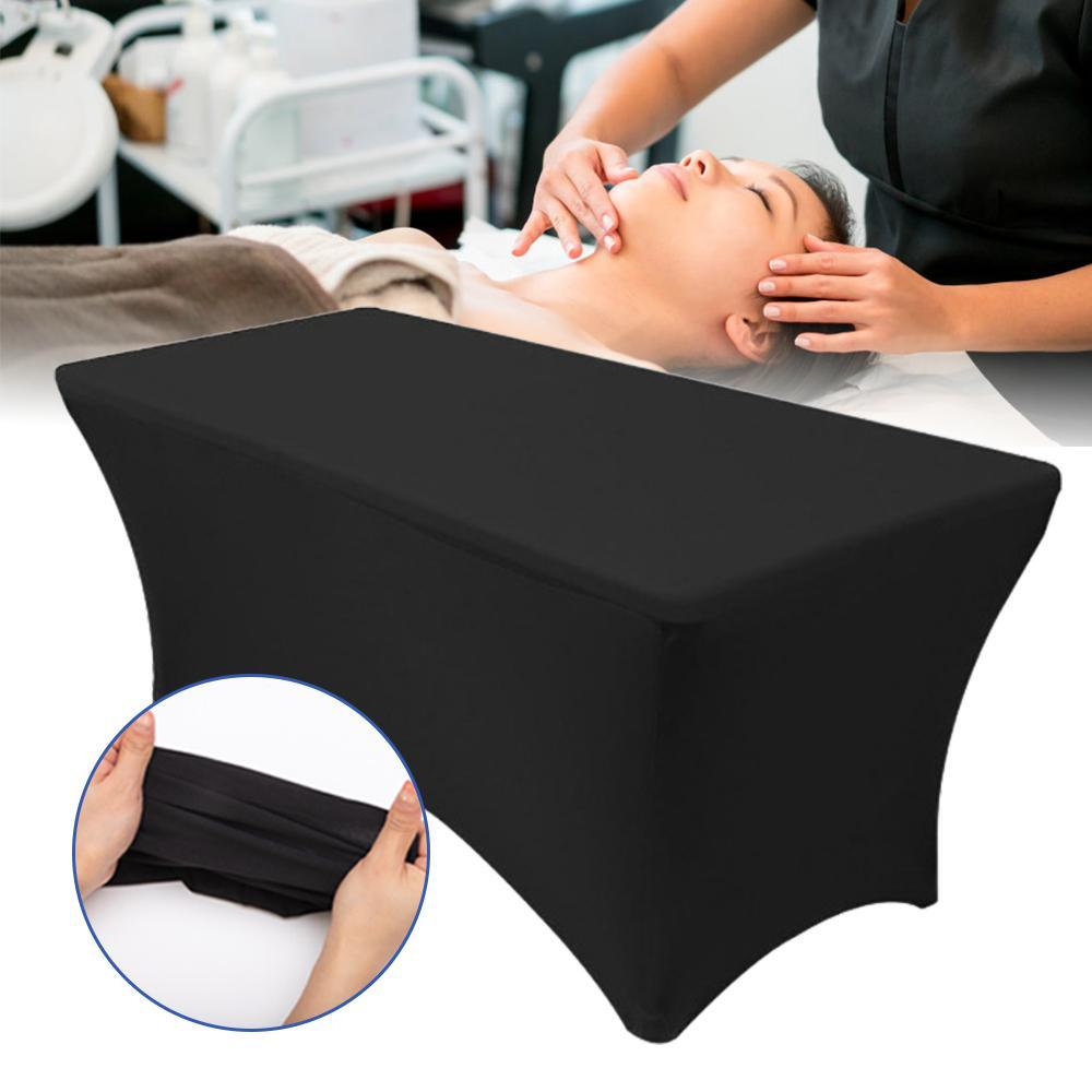 Professional Eyelash Extension Elastic Bed Cover Special Stretchable Bottom Table Bed Sheet Lashes Grafting Makeup Beauty Salon